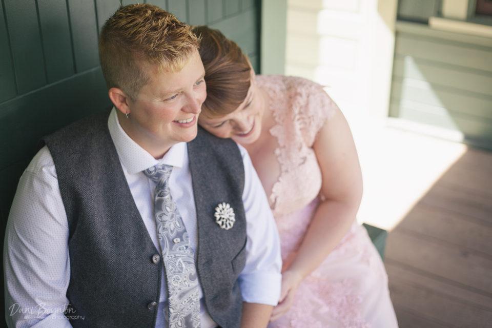 Sandra & Lisa's Wedding Preview